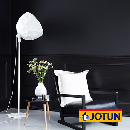 Marketing idékatalog til Jotun